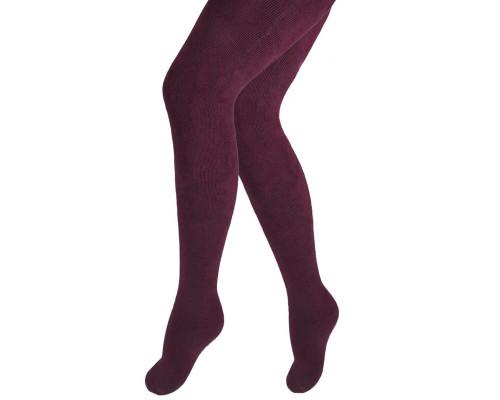 Колготки детские С7821 Плюш цвет Бордо