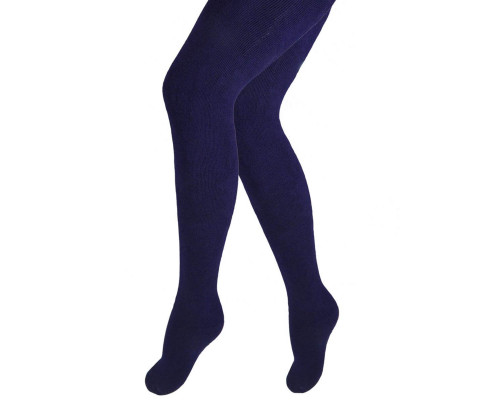 Колготки детские С7821 Плюш цвет Темно-синий