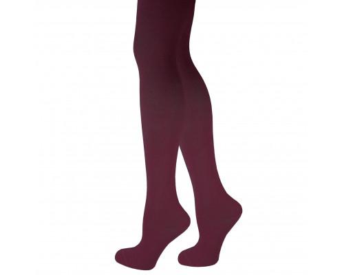 Колготки детские С781 цвет Бордо