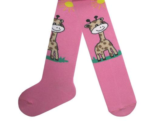 Колготки детские Жирафик 11-12  р-р