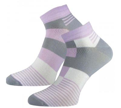 Носки женские укороченные цветные