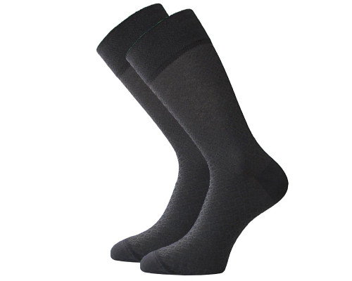 """Носки мужские укороченные С4204 """"Ромбики"""""""