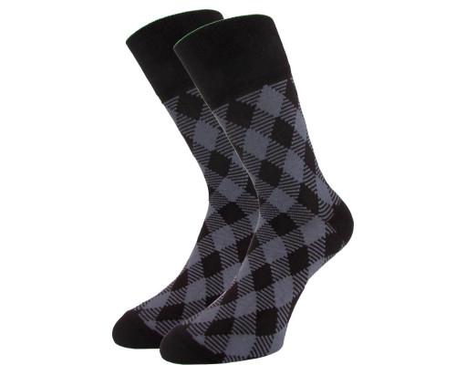 Носки цветные мужские «ИЗ»