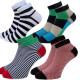 Цветные женские носки оптом